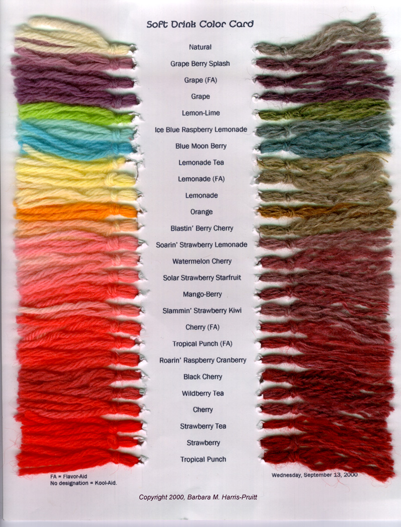 kool aid hair dye color chart | Search Results | Global News | Ini ...